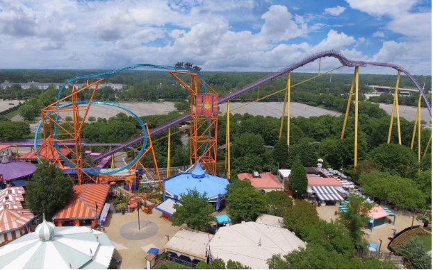 7 Best Amusement Parks For Familycation In U.S.