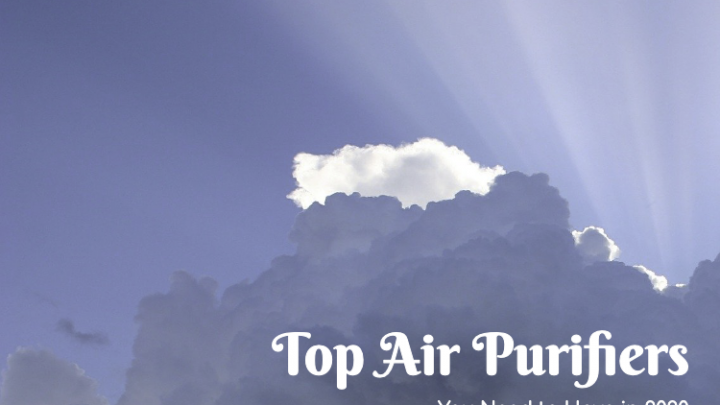 Top Air Purifiers You Need to Have in 2020