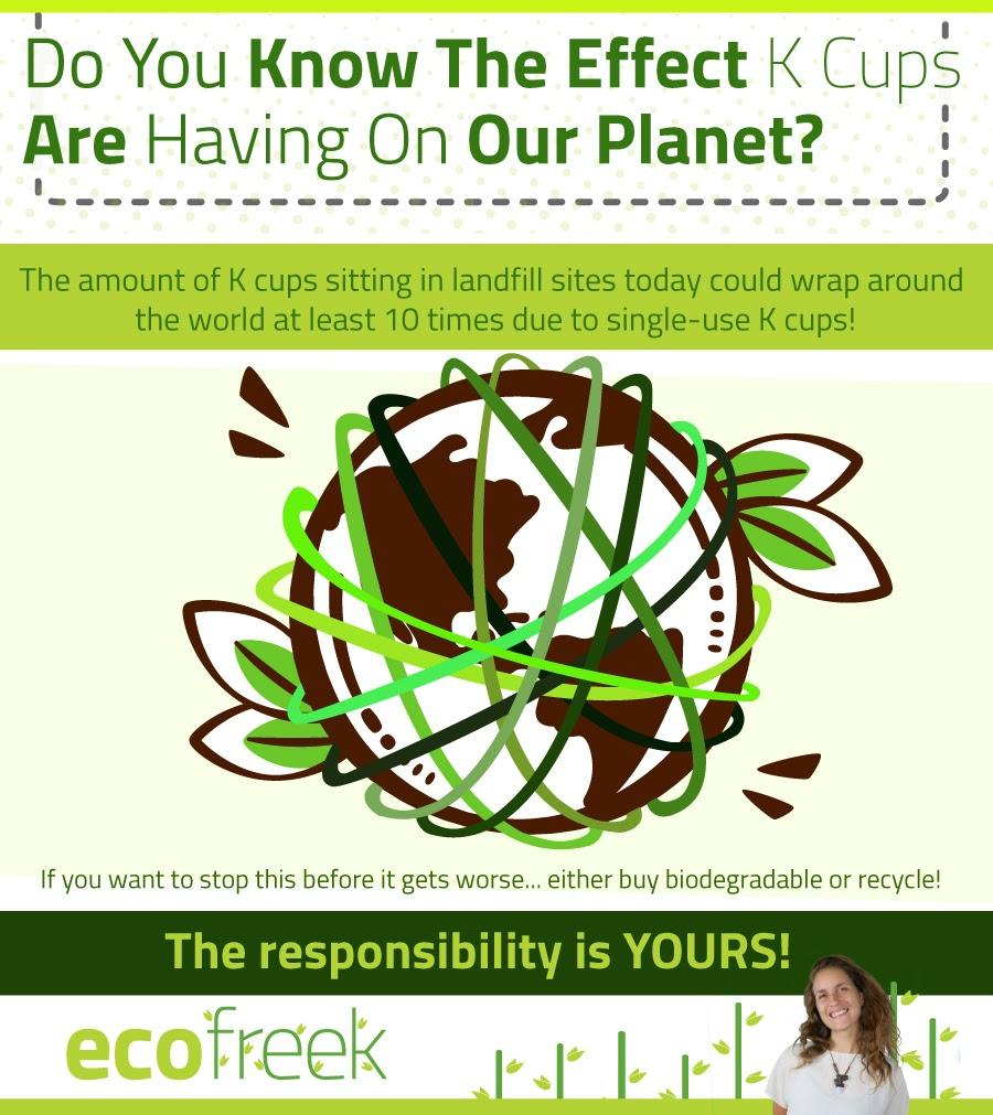 Saving The Planet, Coffee Cup By Coffee Cup