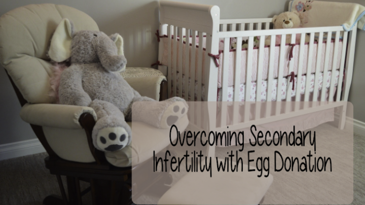 Overcoming Secondary Infertility with Egg Donation
