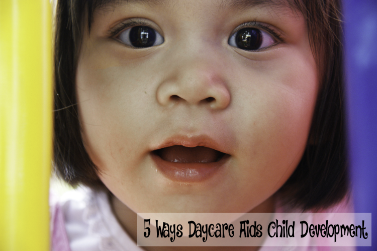 5 Ways Daycare Aids Child Development