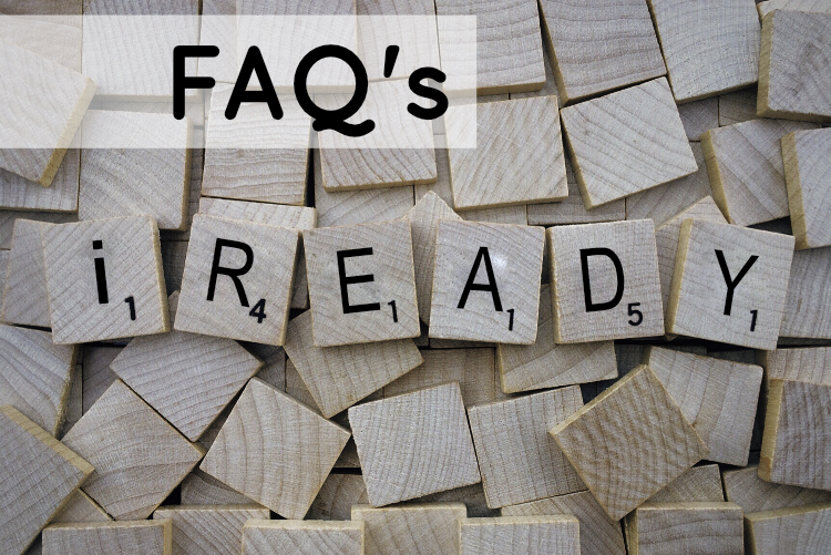 FAQs About i-Ready