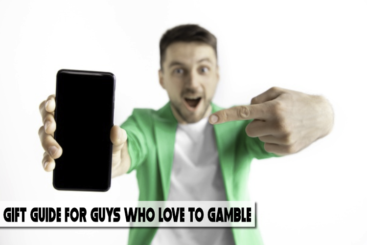 Gift Guide for Guys Who Love to Gamble