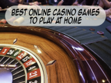 Best Online Casino Games to Play at Home