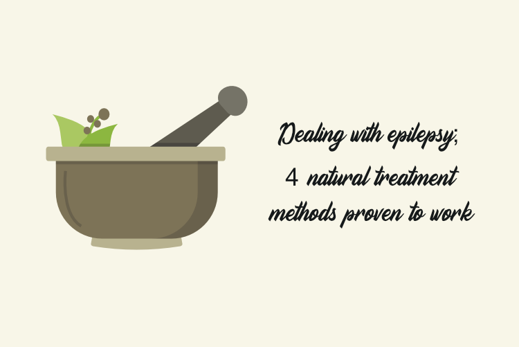 Dealing with epilepsy; 4 natural treatment methods proven to work